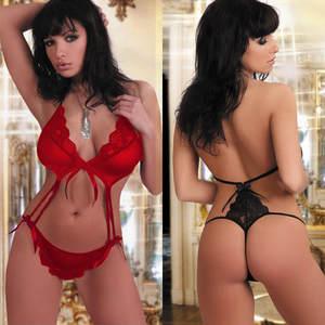 f3476983f36 MUQGEW Women Lace Underwear lingerie black sexy bra panty
