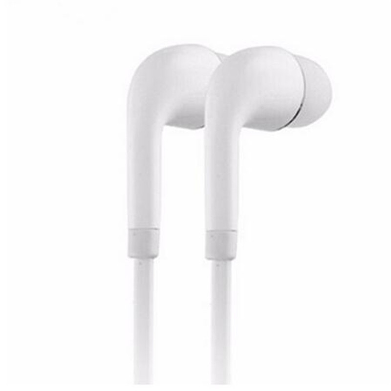 Image 5 - S4 In Ear Wired Earphone Heavy Bass Sound Stereo Music j5 earphones Sport Headset fone de ouvido With mic For Samsung S6 Xiaomi-in Earphones & Headphones from Consumer Electronics