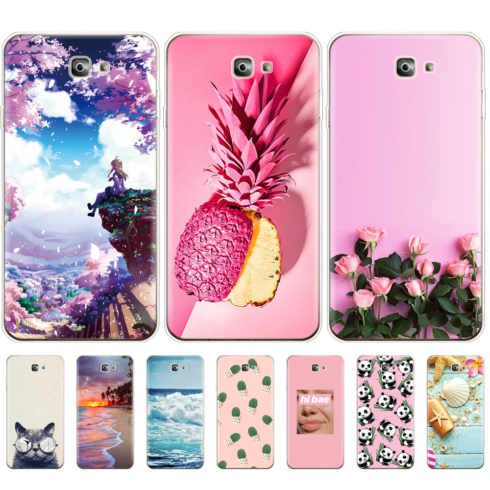 For Samsung J7 Prime 2 Case Silicone Soft TPU Phone For Samsung Galaxy J7 Prime 2 Case J7 Prime2 Cover G611 G611F 2018 5.5 inch image