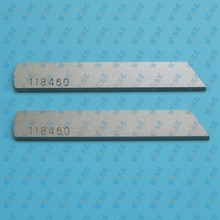 JUKI MO-2500 LOWER KNIFE PART#118-46003 2 PCS
