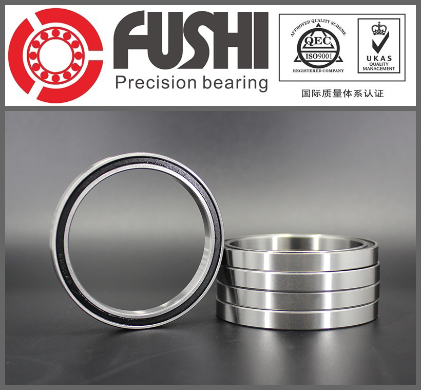 6708 2RS Bearing 40*50*6 mm ( 4 PCS ) ABEC-1 Slim Thin Section 61708RS 6708 RS Ball Bearings 6708RS цена