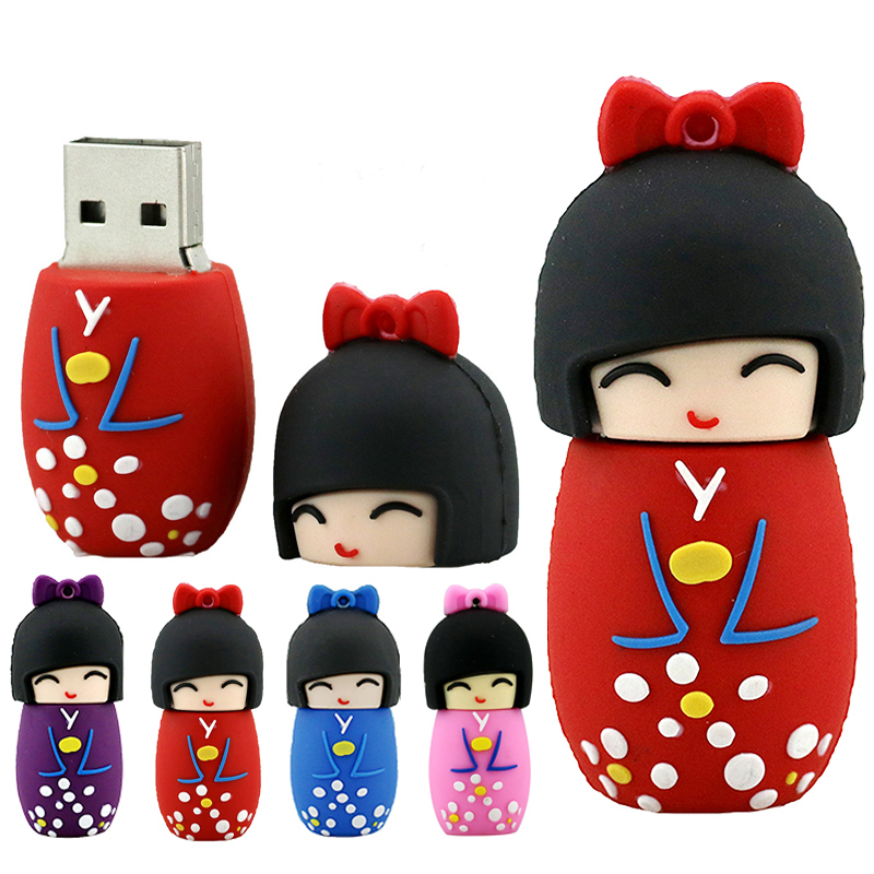 c43c46aedb58 Detail Feedback Questions about Pendrive 128G Japanese clothes girls ...