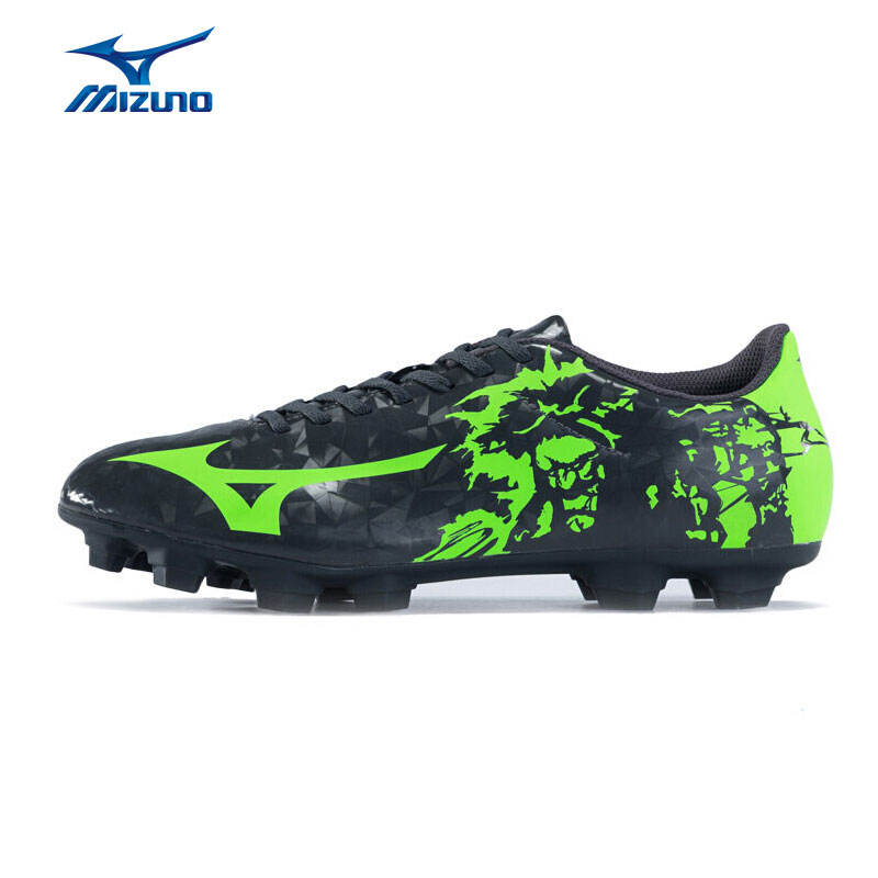 MIZUNO Men RYUOU MD Soccer Shoes Sports Shoes Breathable Comfortable Sneakers P1GA179037 YXZ067 2008 donruss sports legends 114 hope solo women s soccer cards rookie card