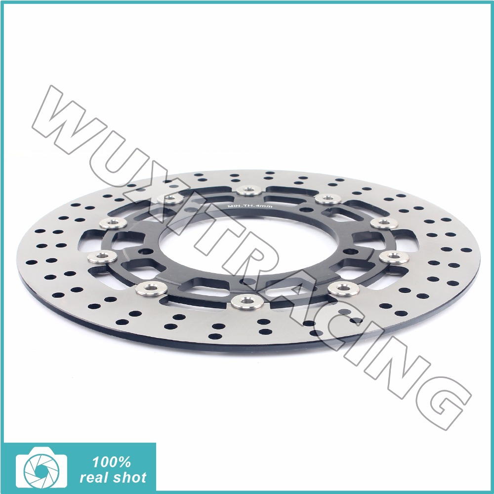310MM+260MM Full Set Front Rear Brake Discs Rotors for SUZUKI GSX 1300 B-King / ABS 08-11 GSX R 1300 GSXR 1300 HAYABUSA 08-14