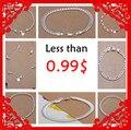 SALE polular Losing money promotion Fashion silver bracelets 0.99$ 10 styles Factory  Wholesale limited stock hot  jewelry