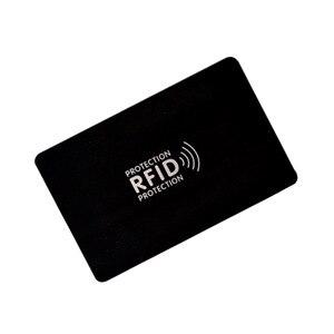 Image 1 - Carte antivol RFID, NFC, 1 pièce/lot, Module de protection anti vol, carte de blocage, cadeau