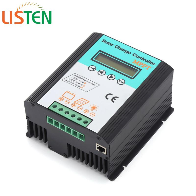 12/24v 40A MPPT solar charge controller for off grid solar power system12/24v 40A MPPT solar charge controller for off grid solar power system