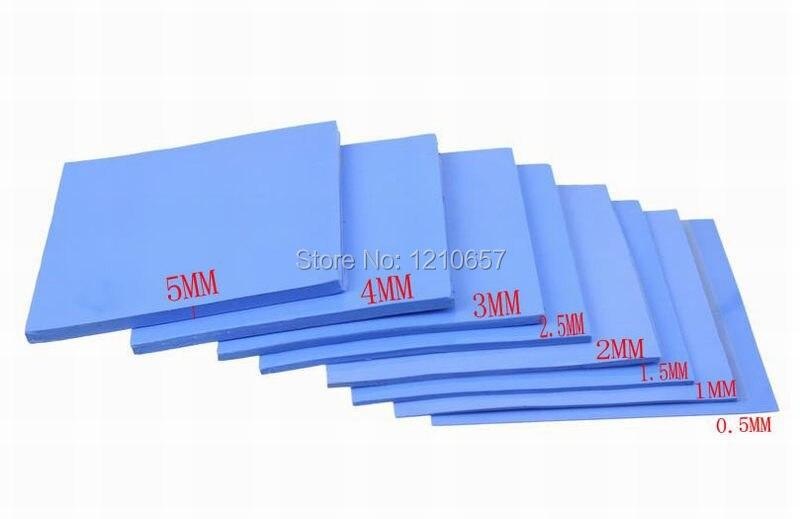 5 հատ Շատ կտոր կապույտ 100 մմ x 100 մմ x 1 մմ - Համակարգչային բաղադրիչներ - Լուսանկար 4
