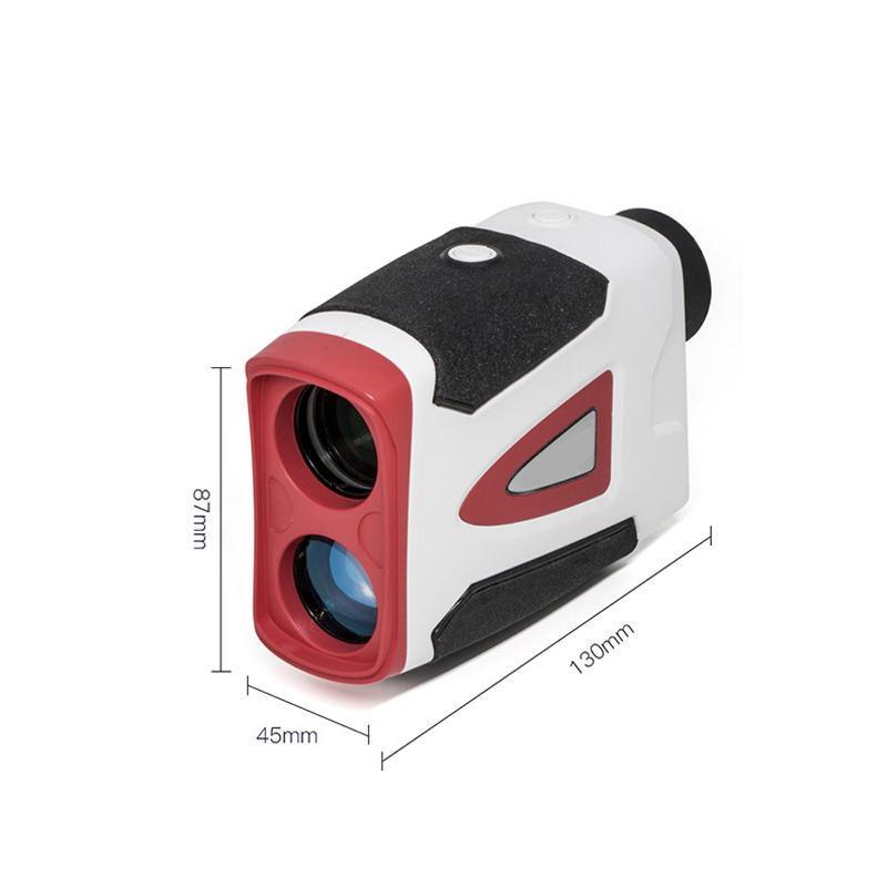 Laser rangefinder Hunting 600 meters Telescope Laser Distance Meter Golf Digital Monocular Range Finder Angle measuring tool in Laser Rangefinders from Tools