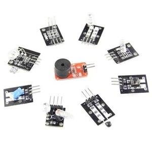 Image 5 - Suq 37 em 1 kit sensor de caixa para arduino starters marca em estoque boa qualidade baixo preço