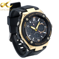 Lancardo Sport Watch Men Top Brand Luxury Famous Electronic LED Digital Wrist Watches For Men Male