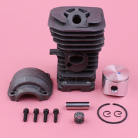 40mm Cylinder Piston Engine Pan Base Bolts Kit For Husqvarna 137 141 142 136 Chainsaw Spare Part 530069941