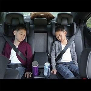 Image 2 - รถ Headrest คอหมอนคอ REST ที่นั่งเบาะ Pad หัวป้องกันความปลอดภัยเดินทางที่นั่งรองรับส่วนที่เหลือคอ