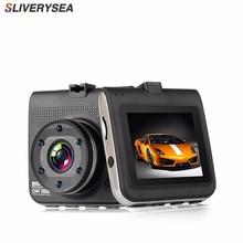цена на SLIVERYSEA Mini Hidden Car DVR 140 Degree Full HD 1080P Dash Camera Video Recorder Motion Detection G-Sensor Driving Recorder
