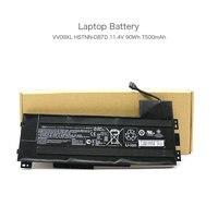 11 4V 90Wh VV09XL HSTNN DB7D Laptop Battery For HP ZBook 15 G3 Mobile Workstation ZBook