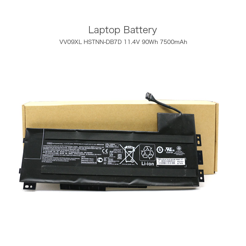 11.4V 90Wh VV09XL HSTNN-DB7D Laptop Battery for HP ZBook 15 G3 Mobile Workstation ZBook 17 G3 Mobile Workstation Series Tablet hsw new 6cells laptop battery for hp compaq q32 cq42 cq43 cq56 cq57 cq58 cq62 cq72 hstnn db0w hstnn ib0w hstnn lb0w hstnn lb0y