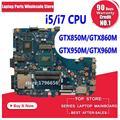 Multiple configuration Laptop motherboard for ASUS G551J N551JM G551JK G551JQ G551JW G551JB G551JM G551J Mainboard Motherboard