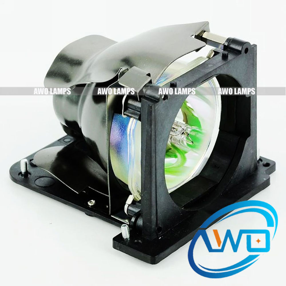 150 Day Warranty AWO EC.J0201.002 Projector Lamp Compatible Module for ACER PD112/PD112P/PD112Z awo brand new original projector bulb ec jc800 001 for acer s5201wm uhp225 150w bare lamp 150 day warranty