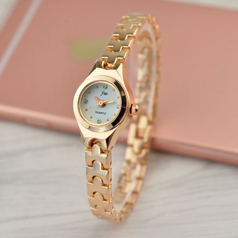 Luxe Crystal Rose Gold Horloges Damesmode Armband Quartz Horloge Vrouwen Jurk Horloge Relogio Feminino Orologio Donna