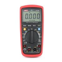 UNI T UT139C 6000 Counts Digital Multimeter Voltmeter with Auto Range True RMS DC/AC Voltage LoZ Temperature Capacitance VFC