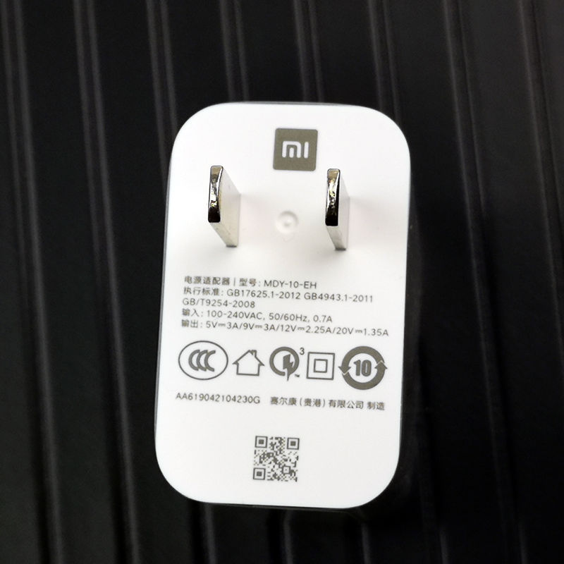 Image 5 - original xiaomi wireless charger 20W Qi Fast Charge For Mi 9  MIX 2S / 3 (10W) iphone 8 x xs xr huawei mate 20 pro p30-in Mobile Phone Chargers from Cellphones & Telecommunications
