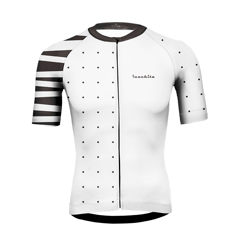 2019 Cycling Clothing Ropa Ciclismo Short sleeve Summer Breathable Men's Cycling jersey Pro Team MTB bike jersey