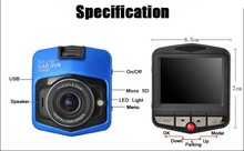 Пионеры 100% Оригинальные Мини автомобиля DVR Dashcam Full HD 1080 P enregistreur Регистратор g-sensor Ночного Видения Даш Cam