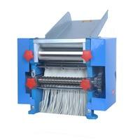 220V Automatic Electric Noodles Maker Machine DIY Noodle Dumpling Skin Wonton Skin Maker Household Machine EU