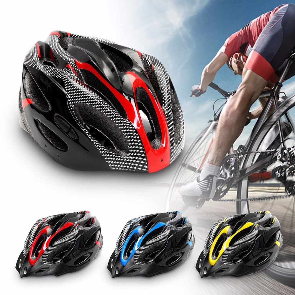 Ultralight Cycling Helmet Adjustable Intergrally molded EPS Safety Adult Youth MTB Road Bicycle Bike Helmet|Bicycle Helmet| |  - title=