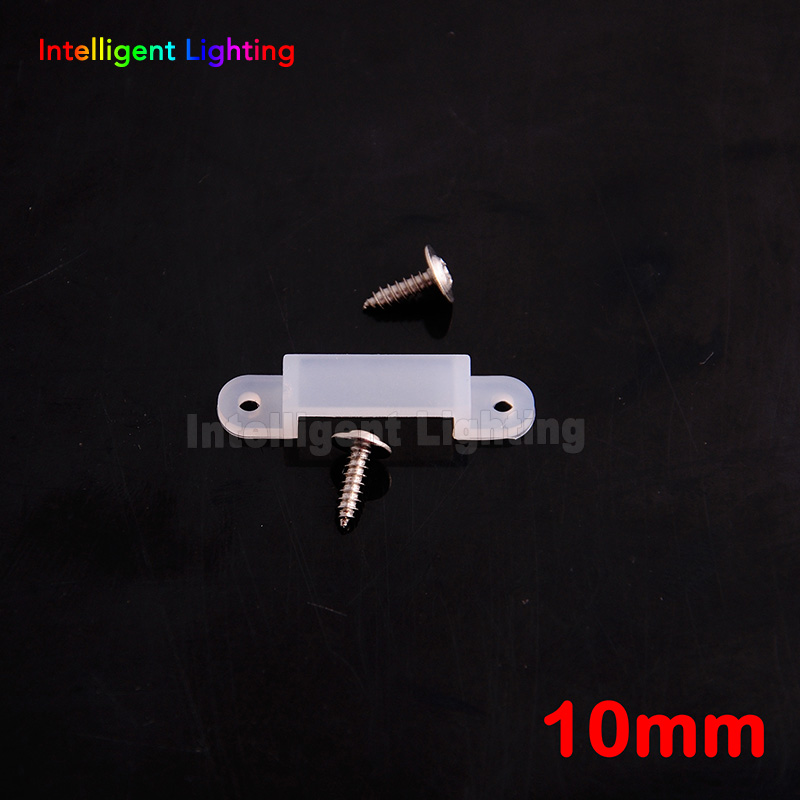 50pcs/100pcs/500pcs Silicon Clip 8mm/10mm/12mm optional with 100pcs/200pcs/1000pcs Screws for Fixing LED Strip 100pcs tda2040v tda2040