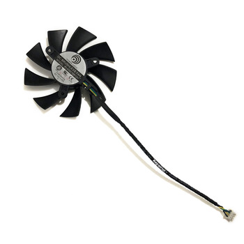 GTX1050/1050TI GPU VGA Card Cooler Fan For INNO3D GEFORCE GTX 1050 TI (1-SLOT EDITION) Video Graphics Card As Replacement image