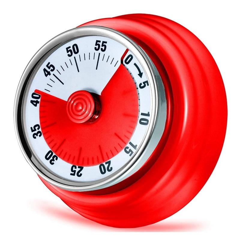 Bakery Timer Alarm Reminder for  cook office sports Digital Dual Kitchen Timer