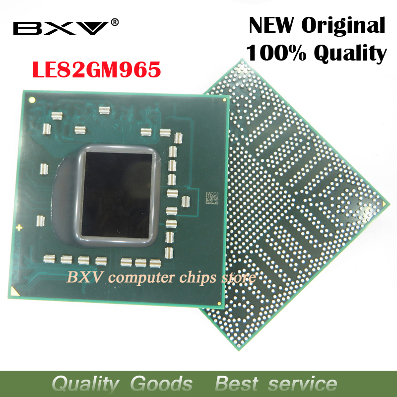 LE82GM965 SLA5T 82GM965 100% new original BGA chipset for laptop free shipping