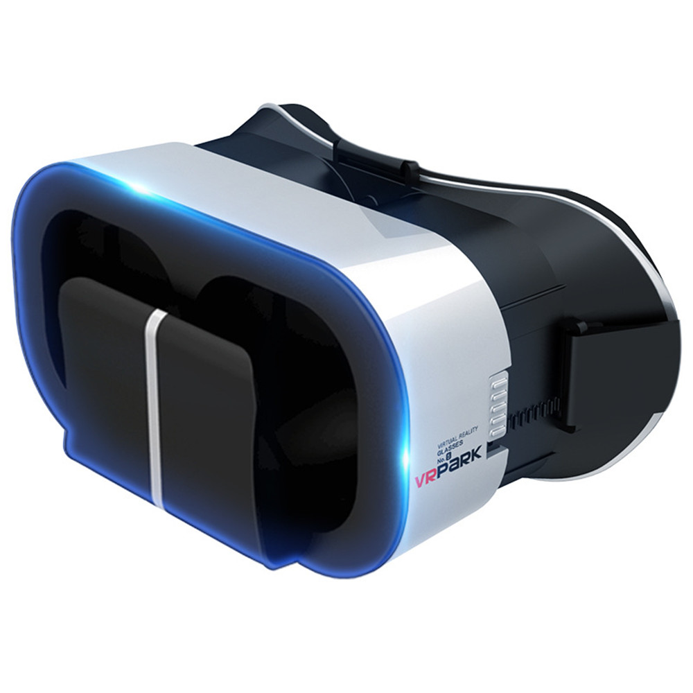VRPARK V5 VR glasses mobile game digital helmet 3d font b virtual b font font b