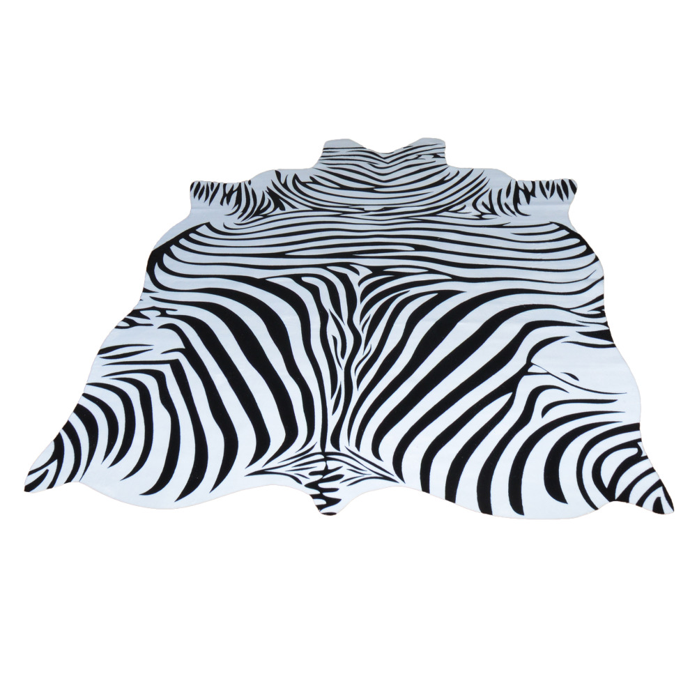 140X200CM Imitation Zebra Veins Carpets For Living Room Home Skin Rugs For Bedroom Coffee Table Floor Mat Study/Dining Carpet