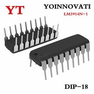 LM3914N LM3914N-1 LM3914 DIP-18 IC Best quality