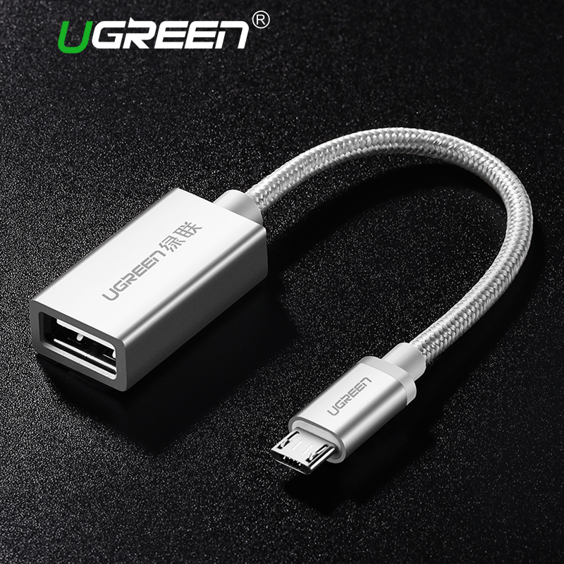 Ugreen OTG Cable Micro USB OTG Adapter