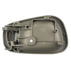 Image 3 - 2pcs Inside Door Handle GRAY/GREY for 98 02 Toyota Corolla & Chevy Prizm
