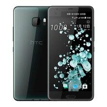 Оригинальный HTC U Ultra мобильного телефона LTE 4 ГБ Оперативная память 64 ГБ Встроенная память Snapdragon 821 2560x1440px 4 ядра android 7.0 3000 мАч NFC