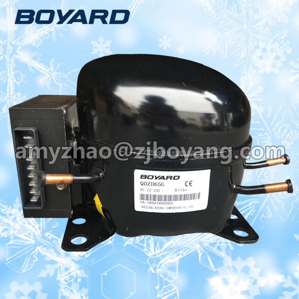 zhejiang boyard r134a 12v frigo compressor