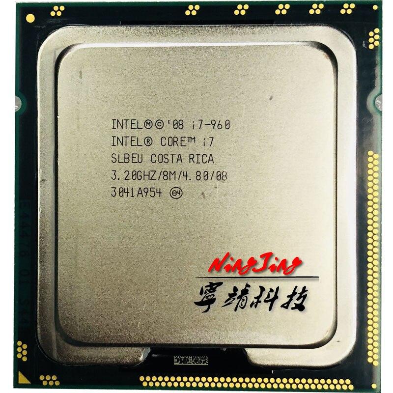 "3.20gHz 3.46 turbo Intel Core i7-960 /""Bloomfield/"" Processor"