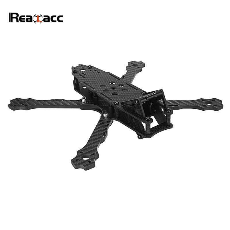 Realacc 215 5 дюймов 215 мм Колесная база 4 мм Arm карбоновая рама комплект для RC моделей Мультикоптер FPV беспилотный двигатель ESC запасная часть Accs