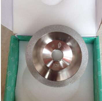 Free shipping of 1pc high quality 320# 100D*10W*5U*20H*35T alloy wheel bowl diamond grinding wheel for alloy blade sharpening  цены