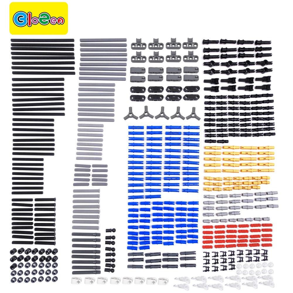 516 шт. Новый Moc строительные блоки техника части аксессуары DIY Kit игрушка кирпичи игрушки Детский конструктор для детей мальчик Совместимость с