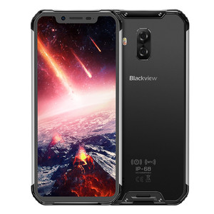 """Image 3 - Blackview BV9600 Pro IP68 Waterproof 6GB+128GB Mobile Phone 6.21"""" Octa Core Android8.1 Wireless Charging NFC Dual SIM Smartphone"""