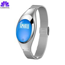Bluetooth Smart Браслет монитор сердечного ритма фитнес-трекер шаг счетчик Smart Band Водонепроницаемый SmartBand Спорт для iOS и Android