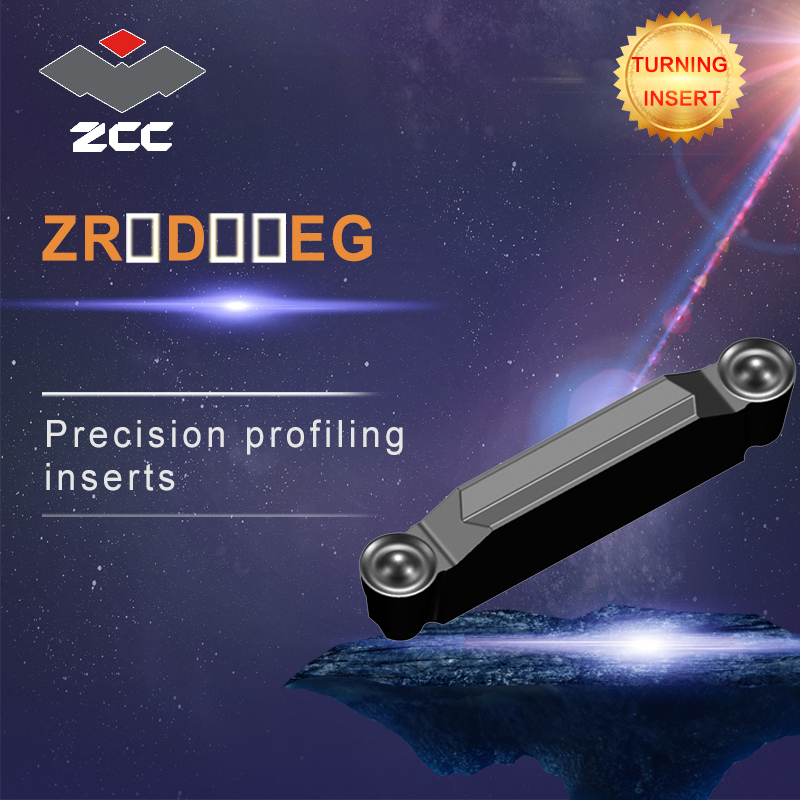 купить CNC tools lathe inserts 10pcs/lot ZRFD ZRFD03-EG ZRGD04-EG coated cemented carbide turning inserts steel stainless steel parting по цене 6565.31 рублей