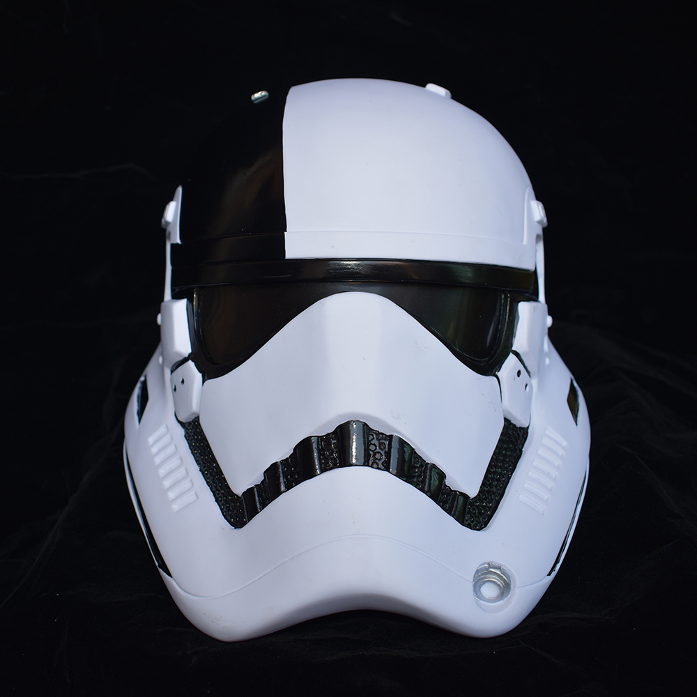 Star Wars 8 le dernier casque Jedi Cosplay premier ordre casque Stormtrooper masque
