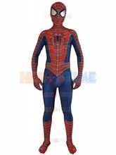 Raimi Spider-man Costume 3D Printed Lycra Fullbody Halloween Cosplay Spiderman Costume