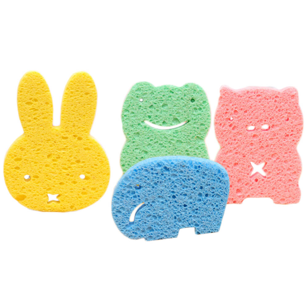 2018 New Arrival Baby Infant Shower Faucet Wash Child Brush Bath Brushes Sponges